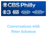 Radio: Conversations with Peter Solomon
