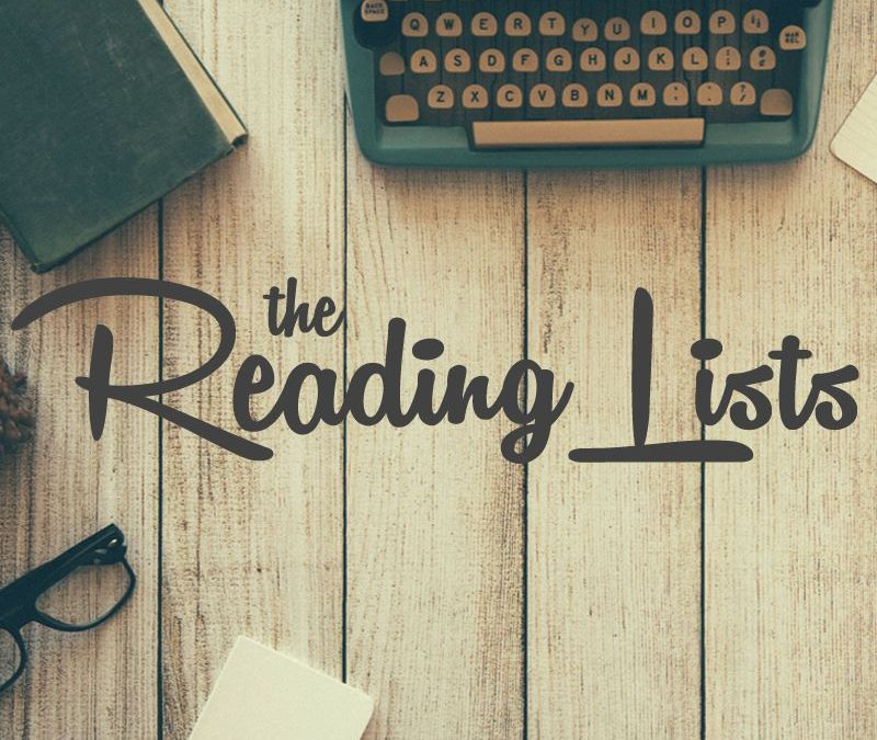 Interview on The Reading Lists
