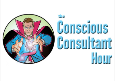 Radio Interview on The Conscious Consultant Hour