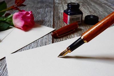 Writing Can Bring Healing